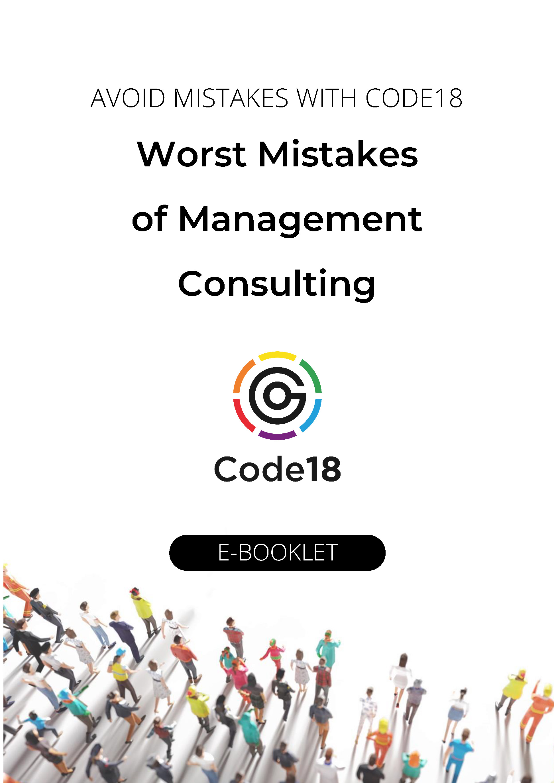 EN Code18 The Worst Mistakes of Management Consulting_Seite_1